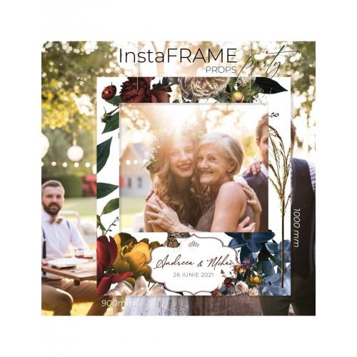 Rama petrecere nunta - InstaFrame - Dutch
