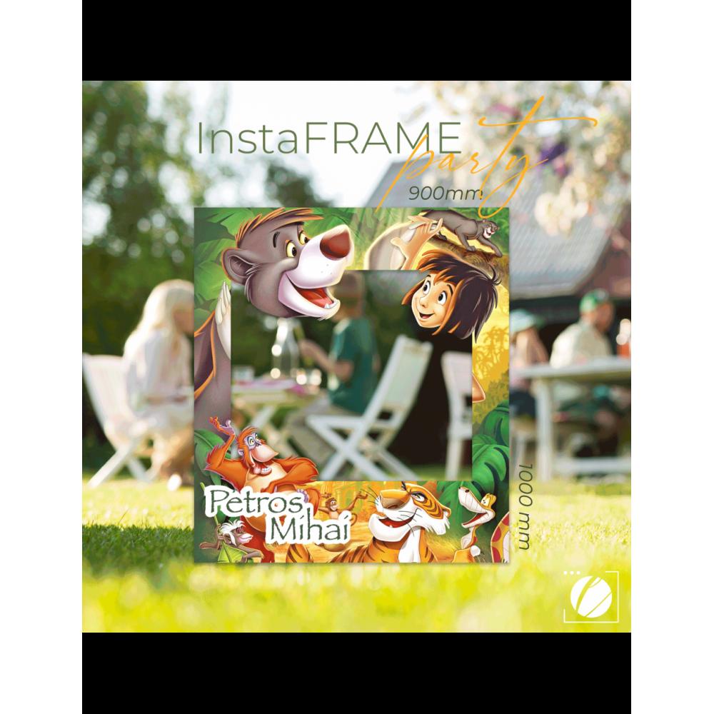 Rama petrecere nunta - InstaFrame - Jungle