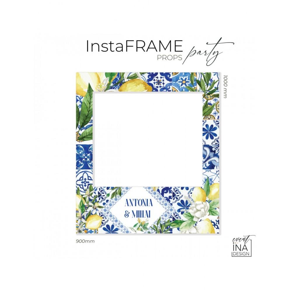 Rama petrecere nunta - InstaFrame - Mediteranean