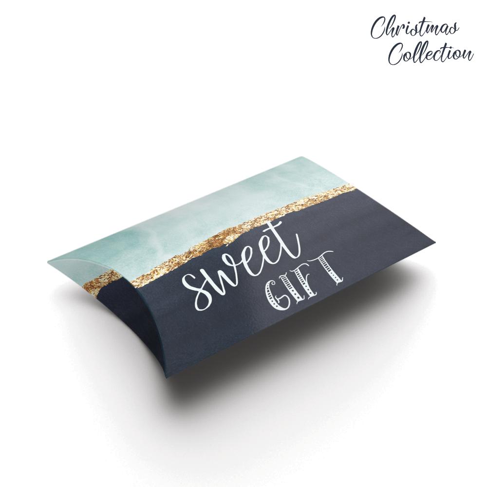"Cutiuta  ""Blue Christmas"""