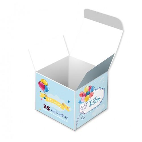 """Marturie botez """"Bubble box"""""""