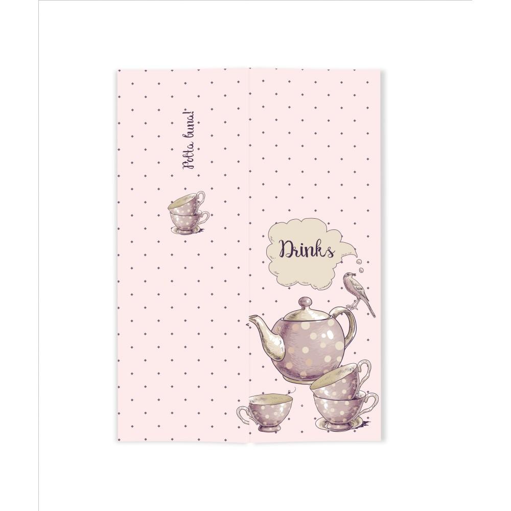 """Meniu """"Tea Party"""""""