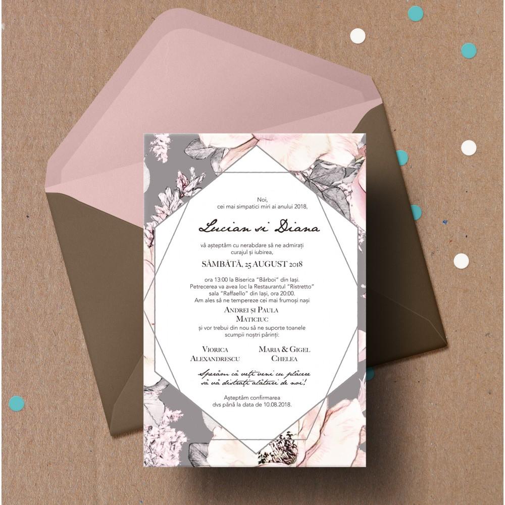 Invitatii De Nunta Eventina Shopro