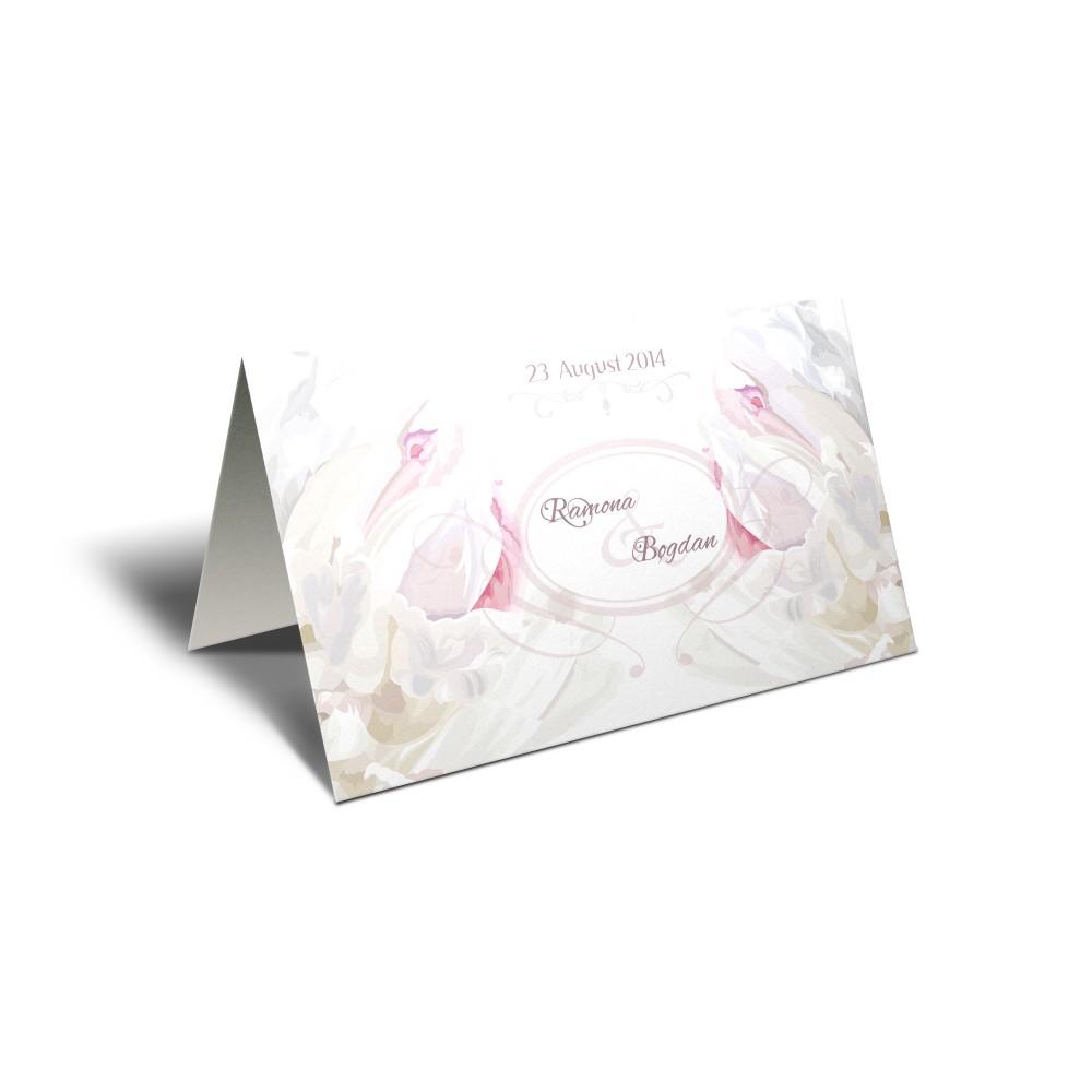 "Placecard "" Free Flower"""