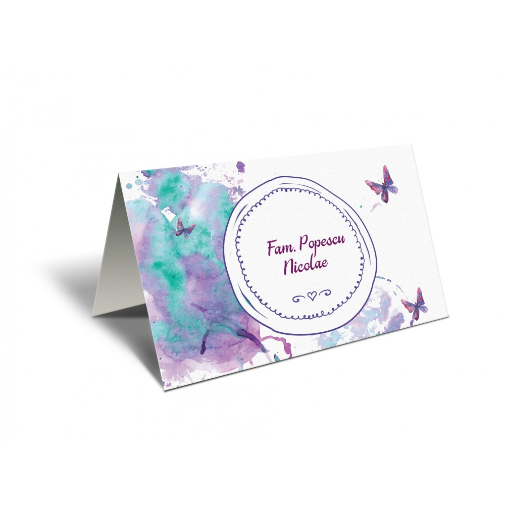 Placecard Butterfly