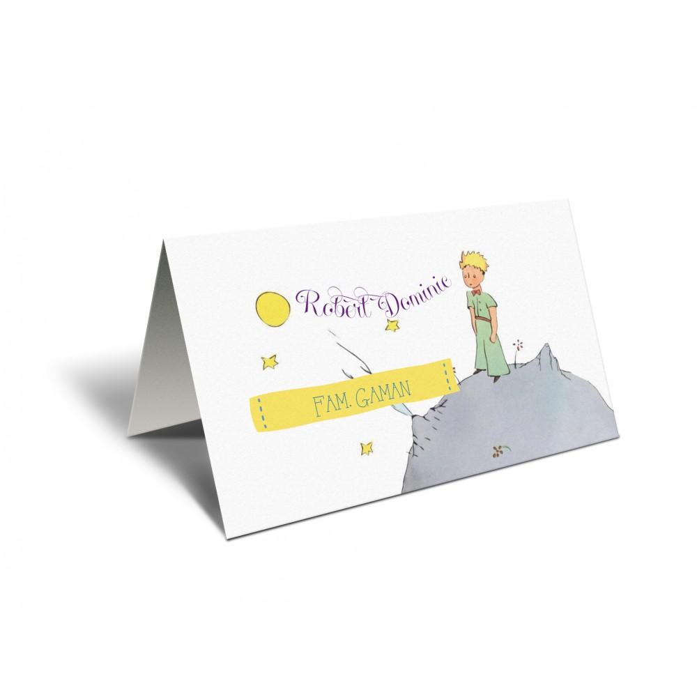"Placecard ""Le Petit Prince"""