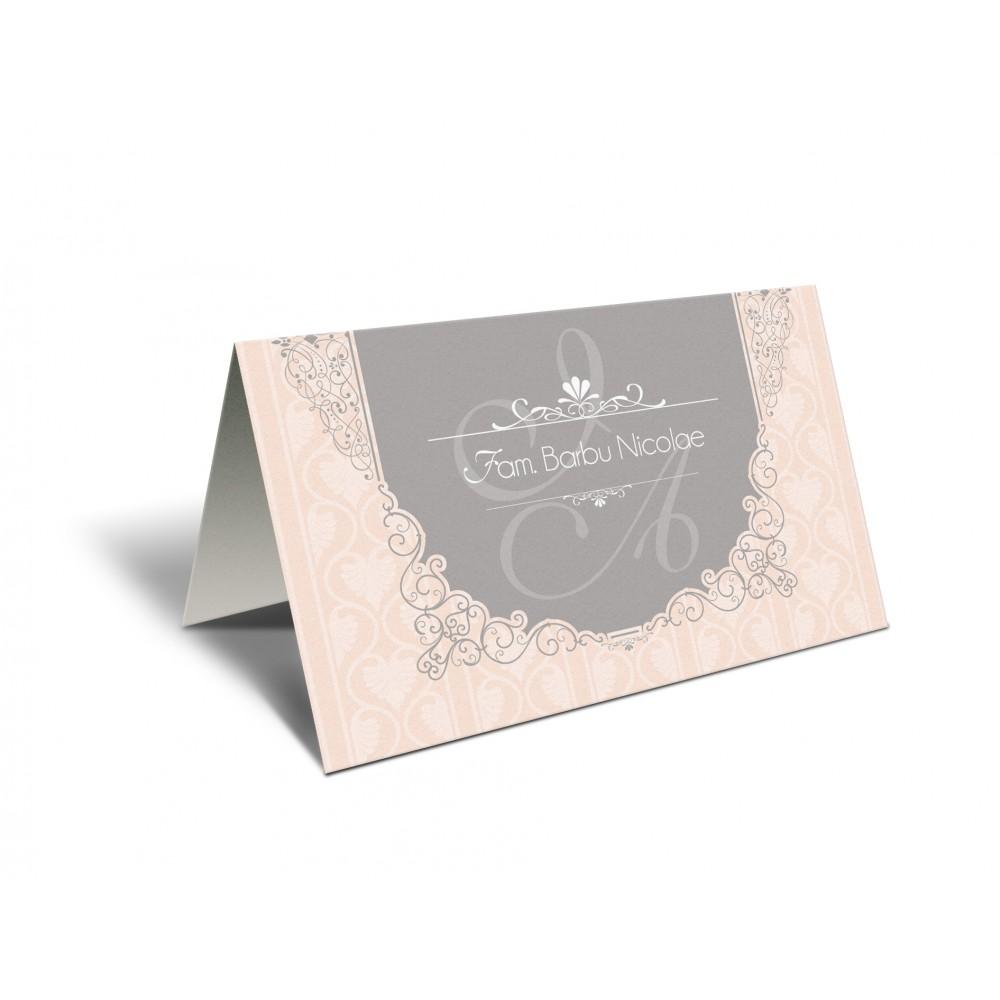 """Placecard """" Special Peach"""""""